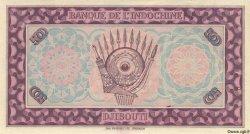"""500 Francs """"Palestine"""" DJIBOUTI  1945 P.17s SPL"""