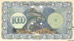 1000 Francs Palestine DJIBOUTI  1945 P.18s SUP+