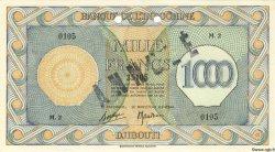 1000 Francs Palestine DJIBOUTI  1945 P.18s SPL