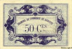 50 Centimes DJIBOUTI  1919 P.23 NEUF