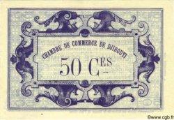 50 Centimes DJIBOUTI  1919 P.23 pr.NEUF
