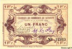 1 Franc DJIBOUTI  1919 P.24 NEUF
