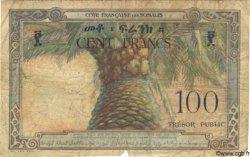 100 Francs DJIBOUTI  1952 P.26 M