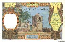 5000 Francs DJIBOUTI  1969 P.30 pr.SUP