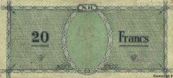 20 Francs NOUVELLES HÉBRIDES  1943 P.02 pr.TTB