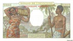 1000 Francs NOUVELLES HÉBRIDES  1945 P.15s NEUF