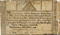 1 Rigsdaler Courant DANEMARK  1801 P.A28 pr.TB