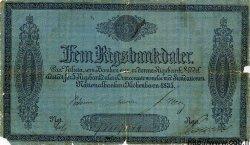 5 Rigsbankdaler DANEMARK  1835 P.A58 TB
