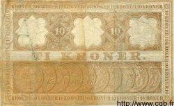 10 Kroner DANEMARK  1899 P.002 TTB