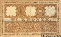 10 Kroner DANEMARK  1911 P.007 TTB