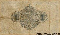 1 Krone DANEMARK  1916 P.012b TB à TTB