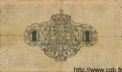 1 Krone DANEMARK  1920 P.012f TB