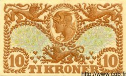 10 Kroner DANEMARK  1937 P.031