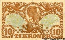 10 Kroner DANEMARK  1943 P.031 TTB
