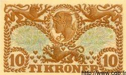 10 Kroner DANEMARK  1943 P.031 pr.NEUF