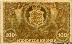 100 Kroner DANEMARK  1914 P.023 TTB