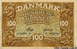 100 Kroner DANEMARK  1926 P.023