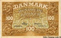 100 Kroner DANEMARK  1930 P.028 TTB+