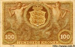 100 Kroner DANEMARK  1932 P.028 TB+