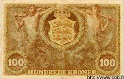 100 Kroner DANEMARK  1932 P.028 TTB