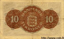 10 Kroner DANEMARK  1944 P.036a