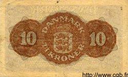 10 Kroner DANEMARK  1944 P.036a TTB