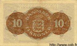 10 Kroner DANEMARK  1944 P.036a SUP