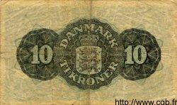 10 Kroner DANEMARK  1948 P.037b TB+