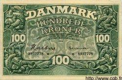 100 Kroner DANEMARK  1946 P.040