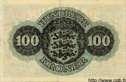 100 Kroner DANEMARK  1946 P.040 TTB+