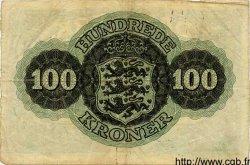 100 Kroner DANEMARK  1948 P.040 pr.TTB