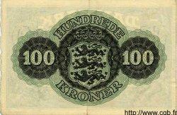 100 Kroner DANEMARK  1948 P.040