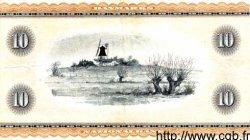 10 Kroner DANEMARK  1954 P.044a TTB