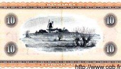 10 Kroner DANEMARK  1957 P.044e