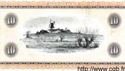 10 Kroner DANEMARK  1962 P.044e TTB