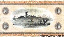 10 Kroner DANEMARK  1966 P.044f TB