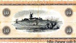 10 Kroner DANEMARK  1969 P.044g TB+
