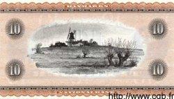 10 Kroner DANEMARK  1974 P.044h NEUF
