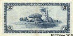 50 Kroner DANEMARK  1970 P.045b TTB