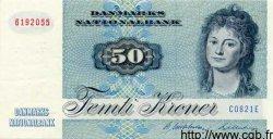 50 Kroner DANEMARK  1982 P.050c SUP