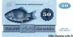 50 Kroner DANEMARK  1985 P.050g pr.NEUF