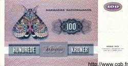 100 Kroner DANEMARK  1977 P.051c pr.SUP