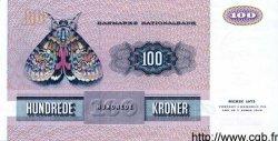 100 Kroner DANEMARK  1987 P.051q SPL