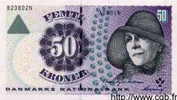 50 Kroner DANEMARK  1999 P.055 NEUF