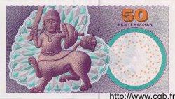 50 Kroner DANEMARK  2000 P.055