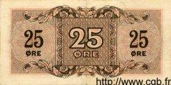 25 Ore DANEMARK  1945 P.M01 TTB