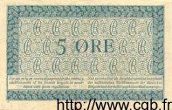 5 Ore DANEMARK  1947 P.M07 SPL