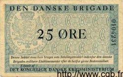 25 Ore DANEMARK  1947 P.M09 TTB