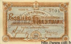 25 Ore DANEMARK  1894 PS.182 SUP