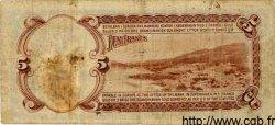 5 Francs INDES DANOISES  1905 P.017 B+ à TB